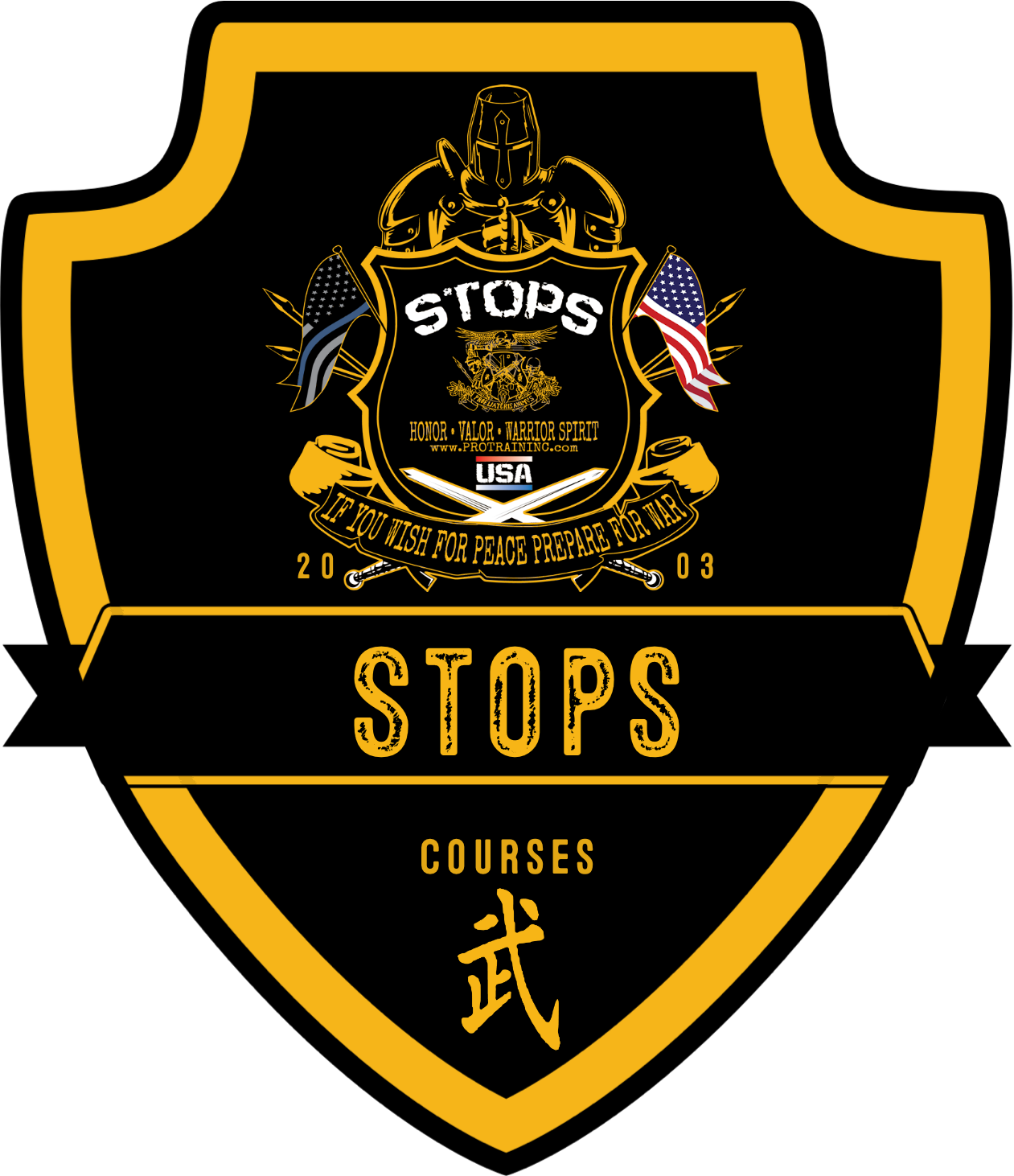 STOPS Courses